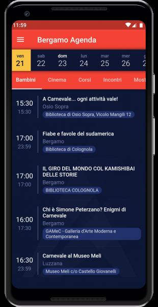 Bergamo Agenda 1